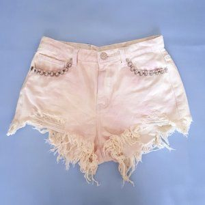 UNIF Candy Shorts Size 27 GUC